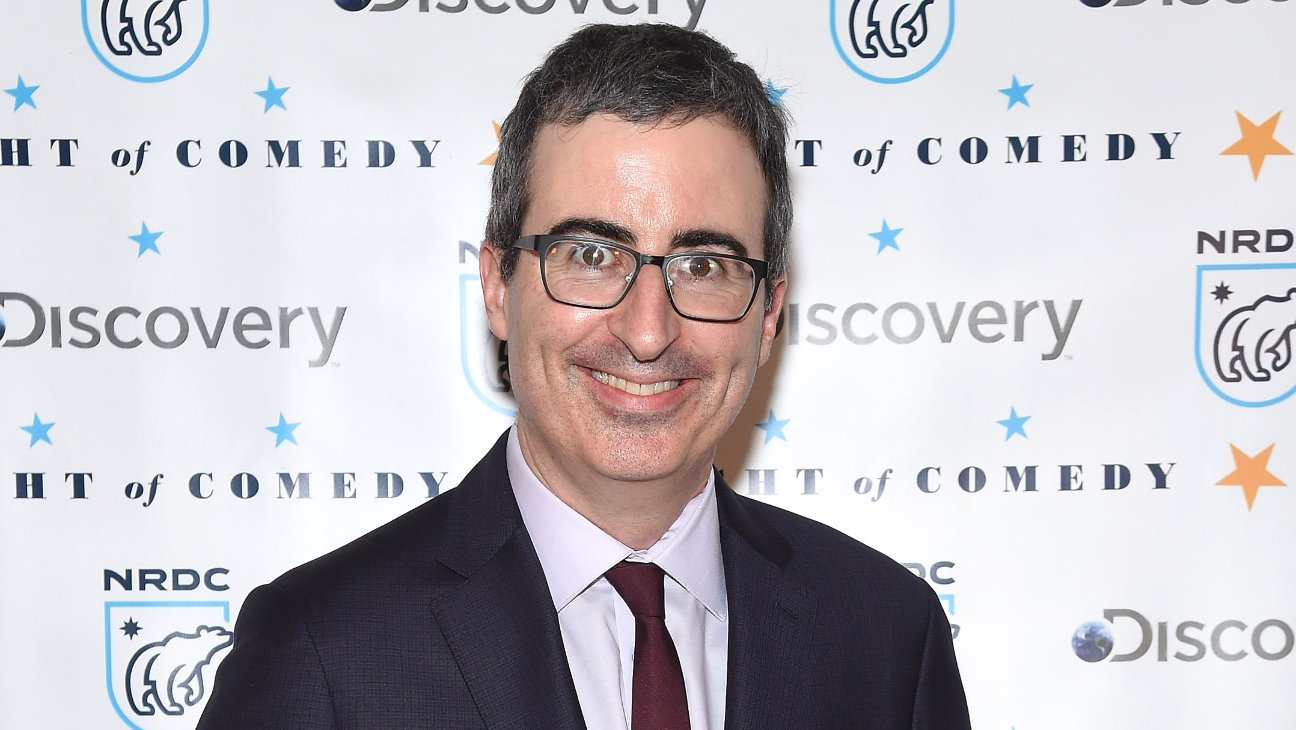 """John Oliver Talks Meghan Markle, Prince Harry Interview: """"I Didn't Find Any of It Surprising"""""""