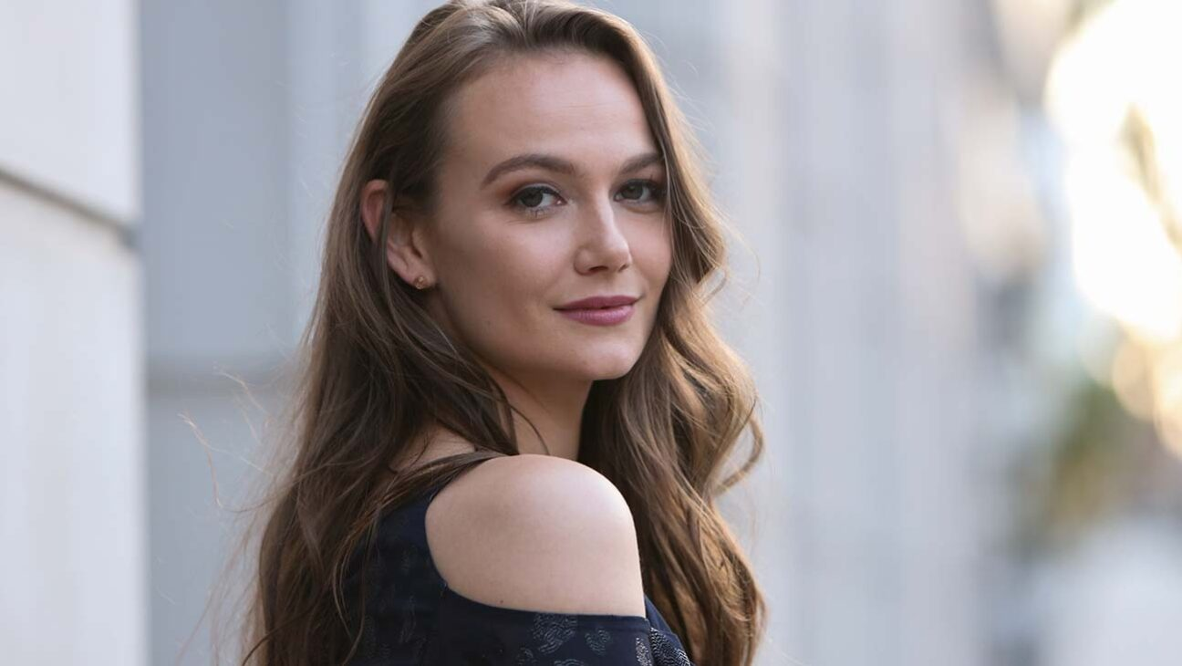 "Andi Matichak on 'Son' and the ""Wonderfully Chaotic"" Ambition of 'Halloween Kills'"