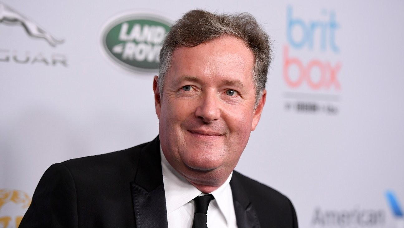 Piers Morgan Quits 'Good Morning Britain' Following Meghan Markle Comments