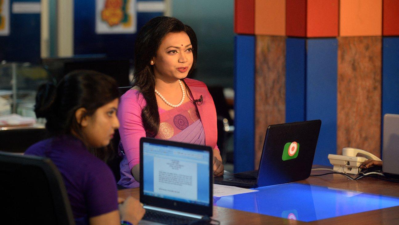 Bangladesh TV Hires Country's First Transgender News Anchor