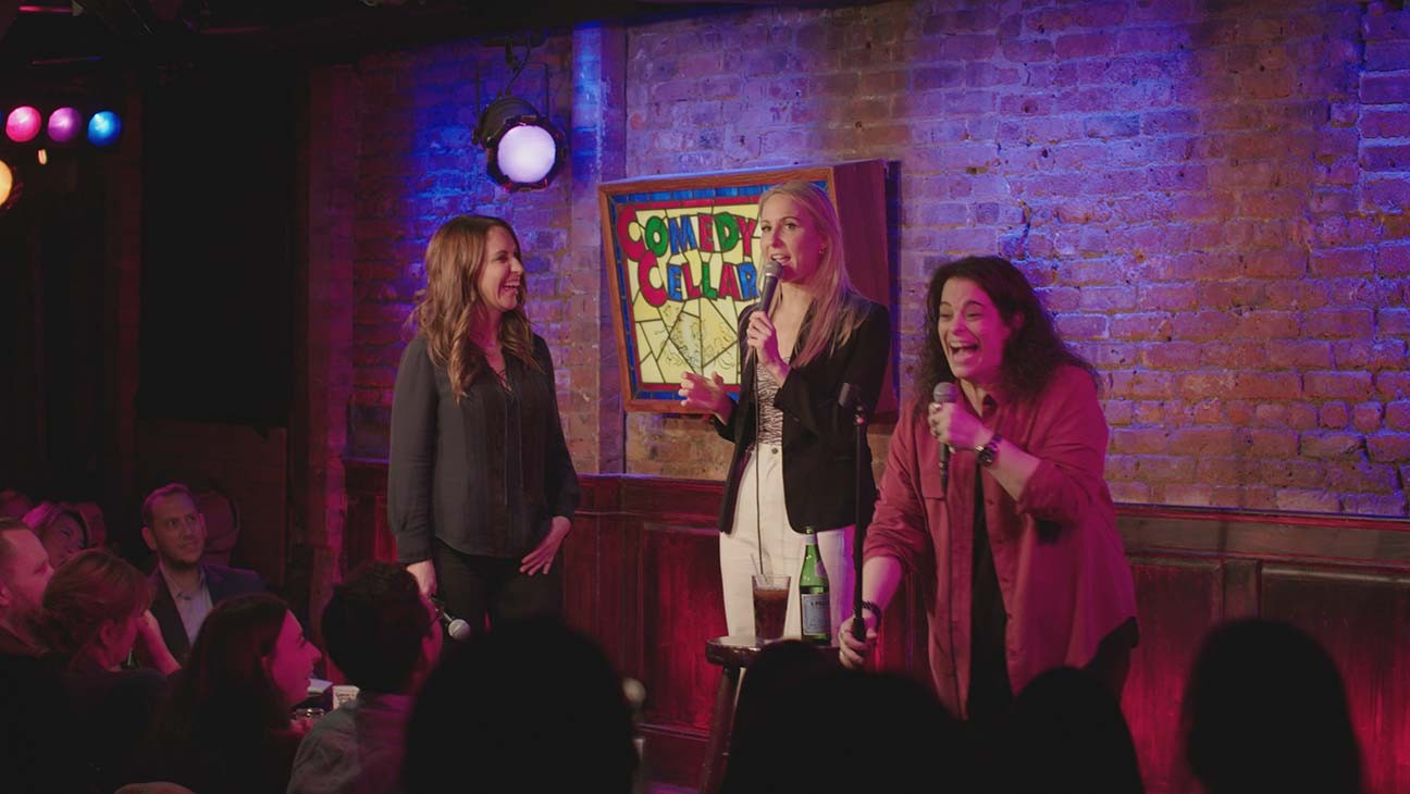 'Hysterical': TV Review