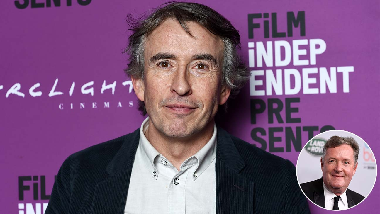 """Steve Coogan Says Piers Morgan Is """"Symptomatic of the Problem"""" With British Tabloid Media"""