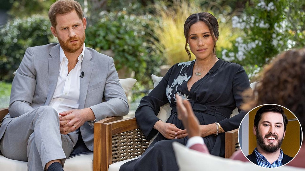 Sources: Prince Harry and Meghan Markle Tap Ben Browning to Lead Production Company - Hollywood Reporter