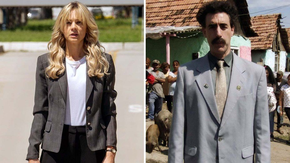 Promising Young Woman Borat Subsequent Moviefilm