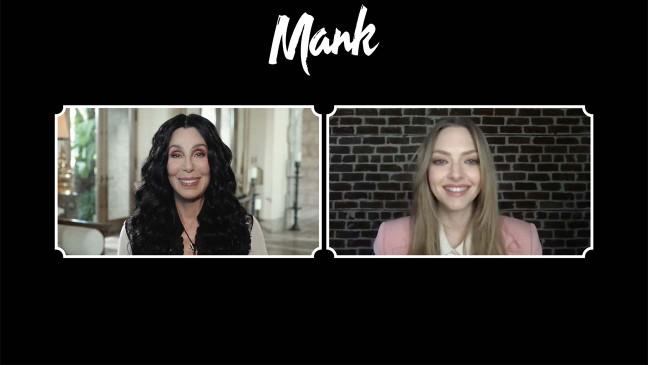Cher Comes Out for 'Mamma Mia' Co-Star Amanda Seyfried's 'Mank' Campaign (Exclusive)