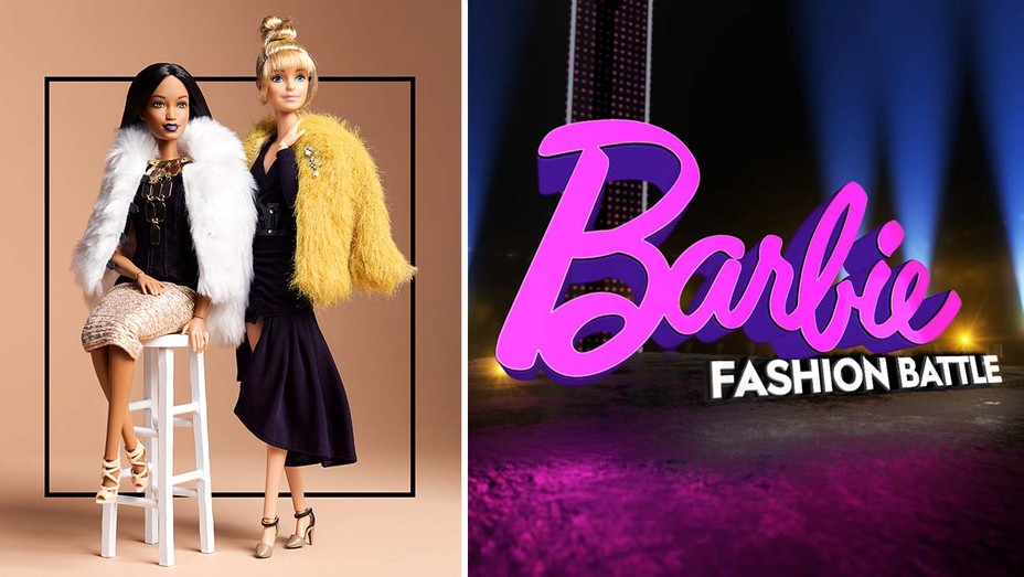 Mattel TV Development News Barbie Fashion Battle