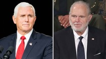 Former VP Mike Pence to Narrate Rush Limbaugh Series for Fox Nation Streaming Service
