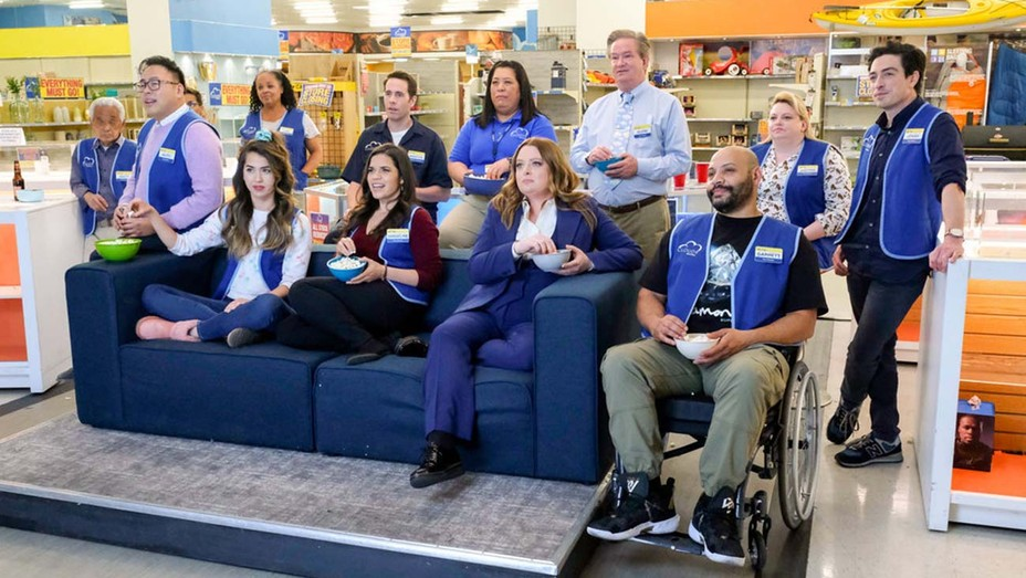 Cast of 'Superstore'