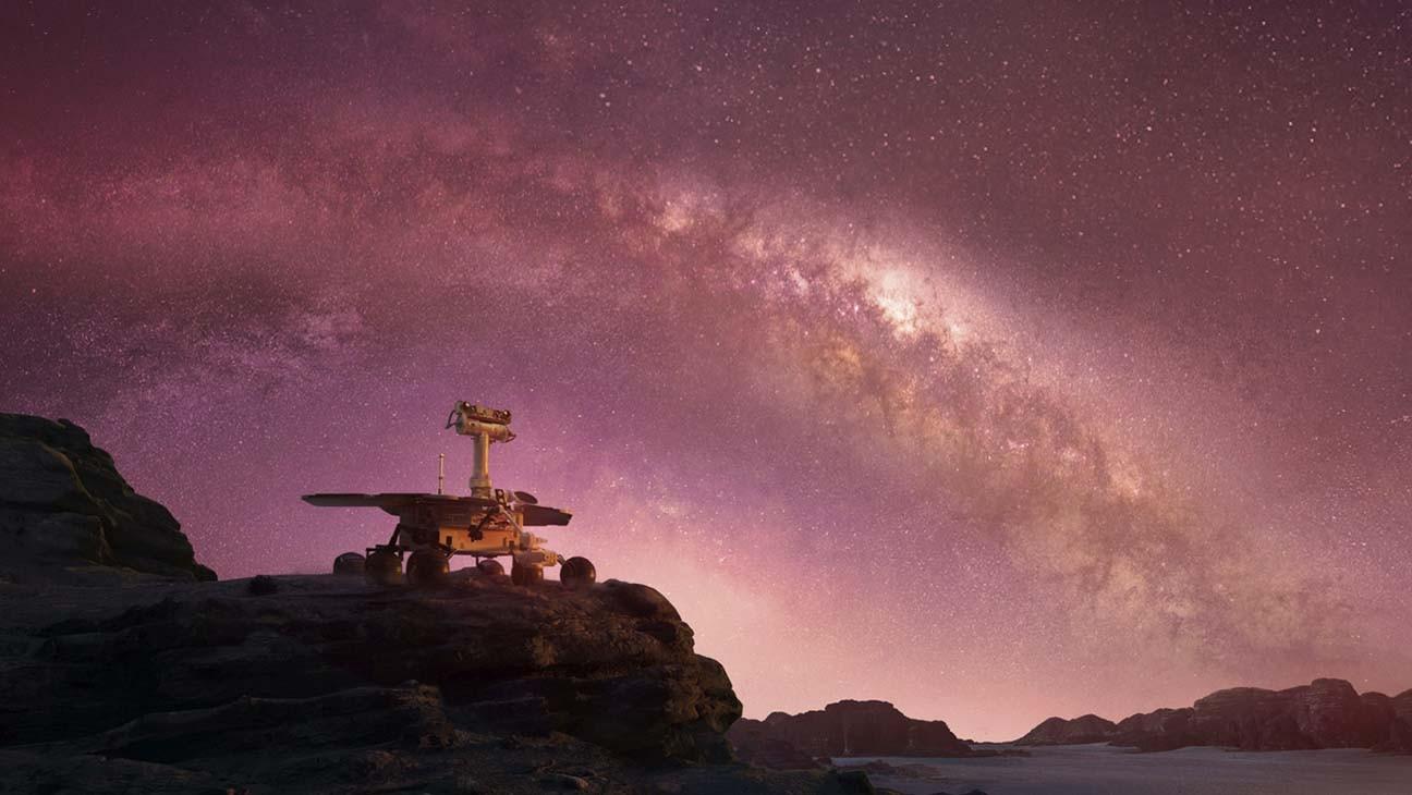 Amazon, Amblin Set Mars Rover Doc 'Good Night Oppy'