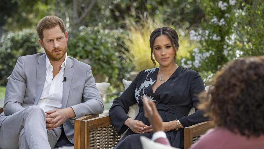 Oprah with Meghan and Harry - CBS PRIMETIME SPECIAL
