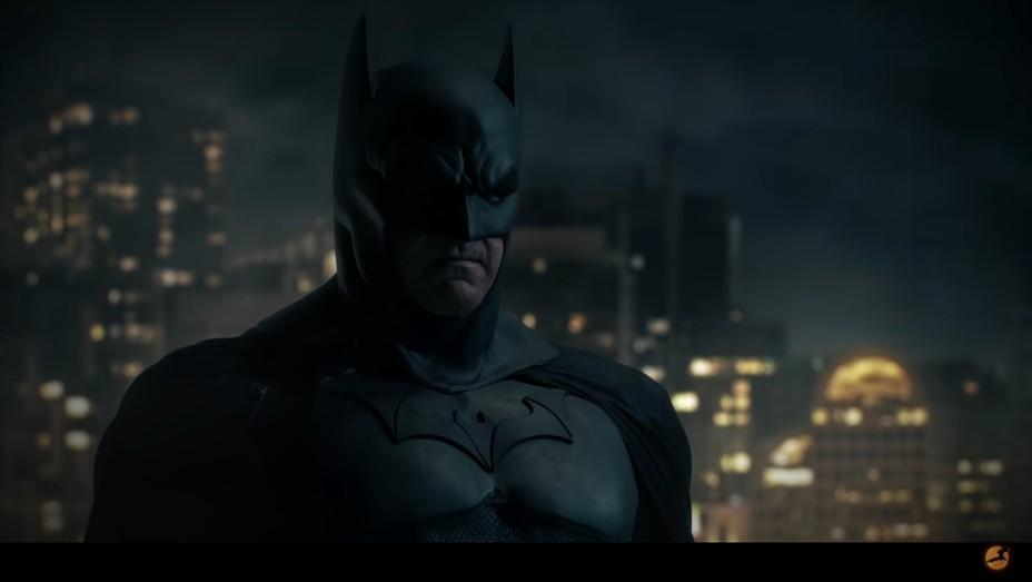 'Batman: Dying is Easy' fan film.