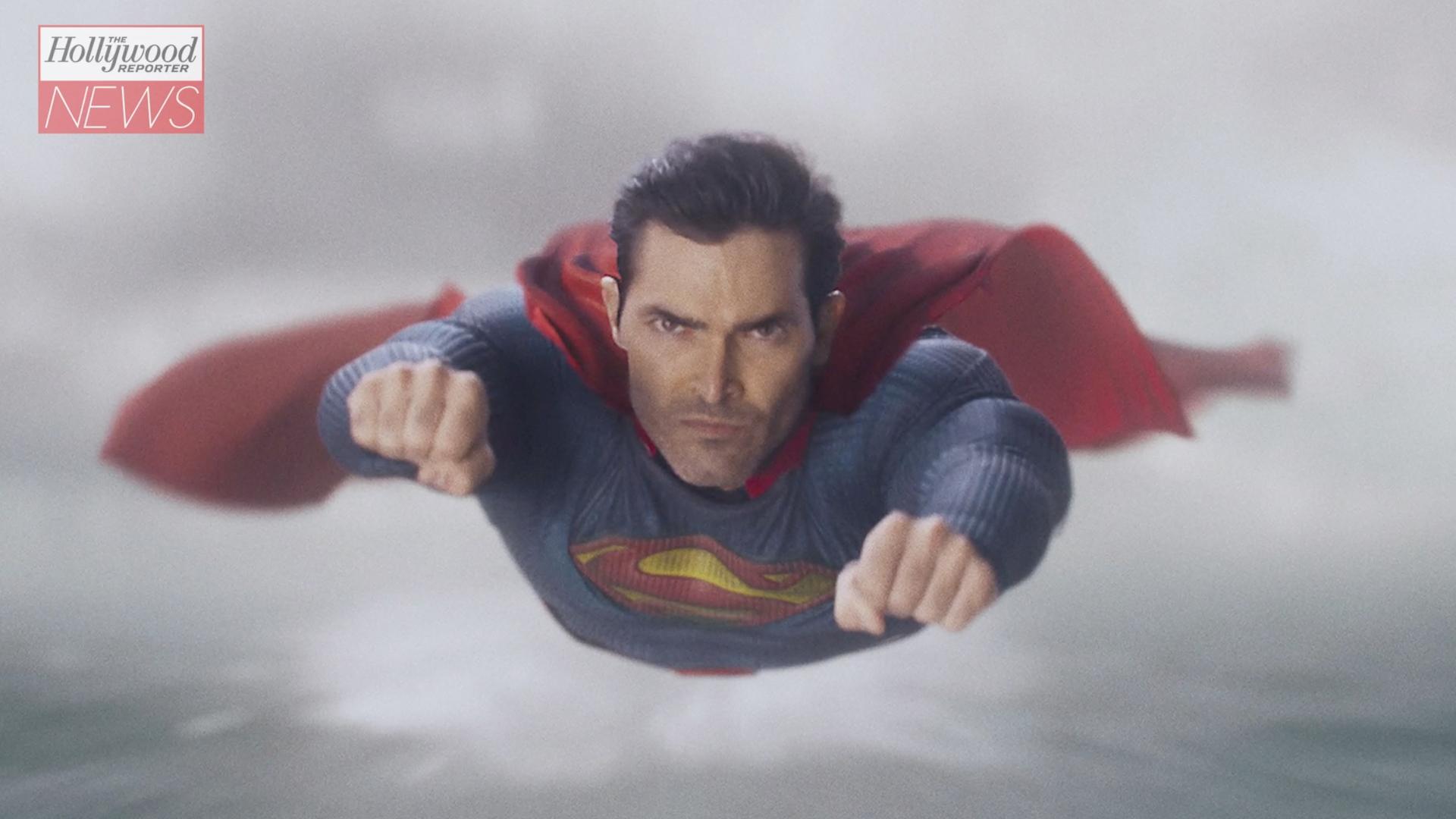 The CW Renews 'Superman & Lois' For a Second Season | THR News