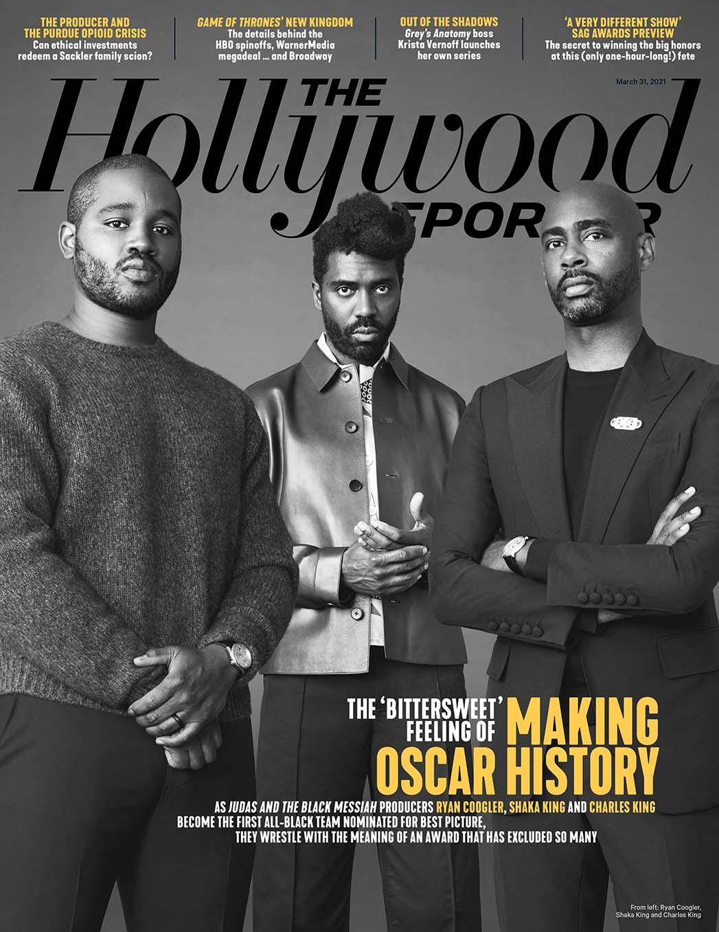 The 'Bittersweet' Feeling of Making Oscar History