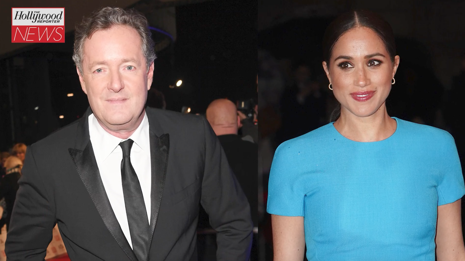 "Piers Morgan Returns to Bashing Meghan Markle, Blames ""Tyranny"" of Woke Mobs for TV Exit"