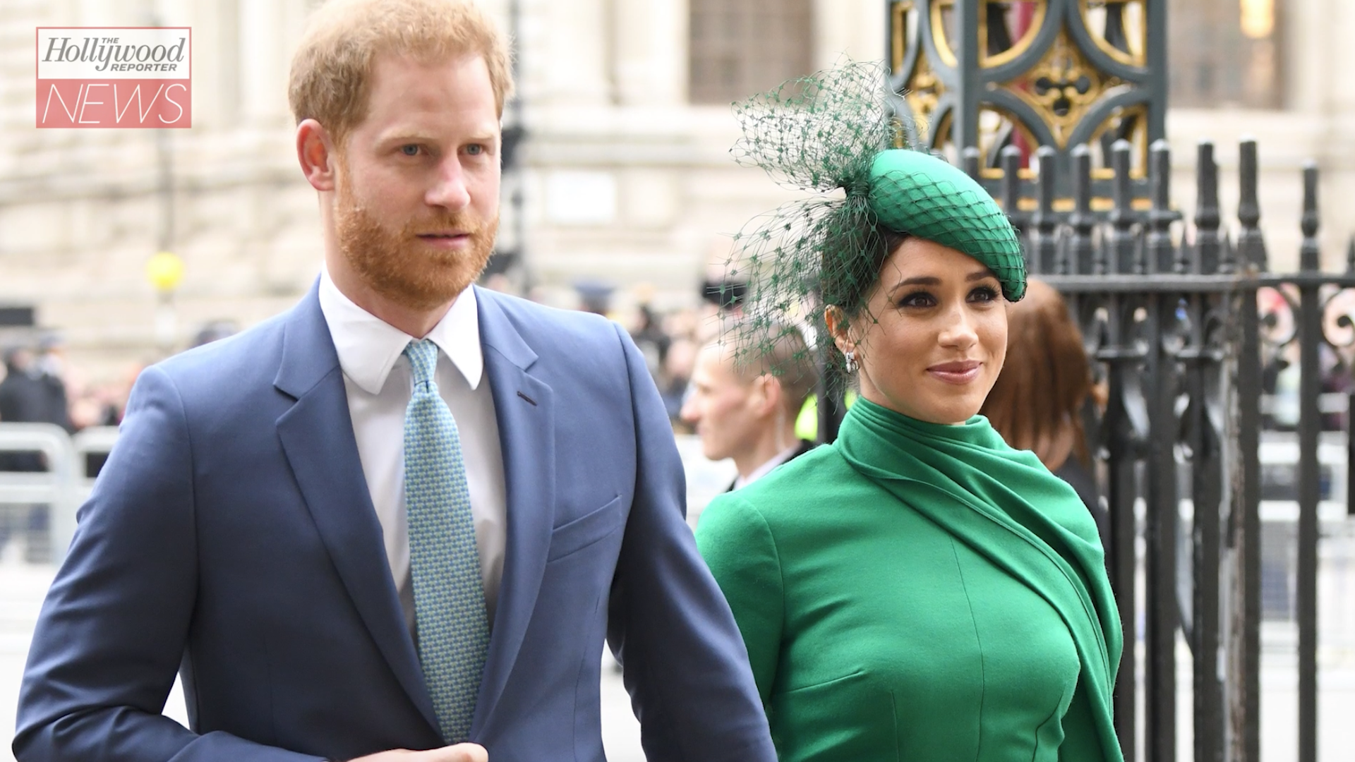 Third 'Harry & Meghan' Movie in the Works at Lifetime