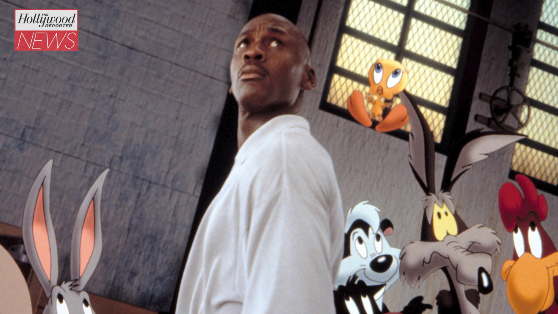 Pepe Le Pew Will Not Appear in 'Space Jam 2' | THR News