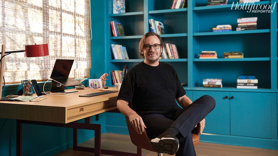 """Building a product that is going to serve all of America — and not just be a media darling on either coast — is critically important,"" says Tom Ryan, who was photographed March 1 at his home in Los Angeles."