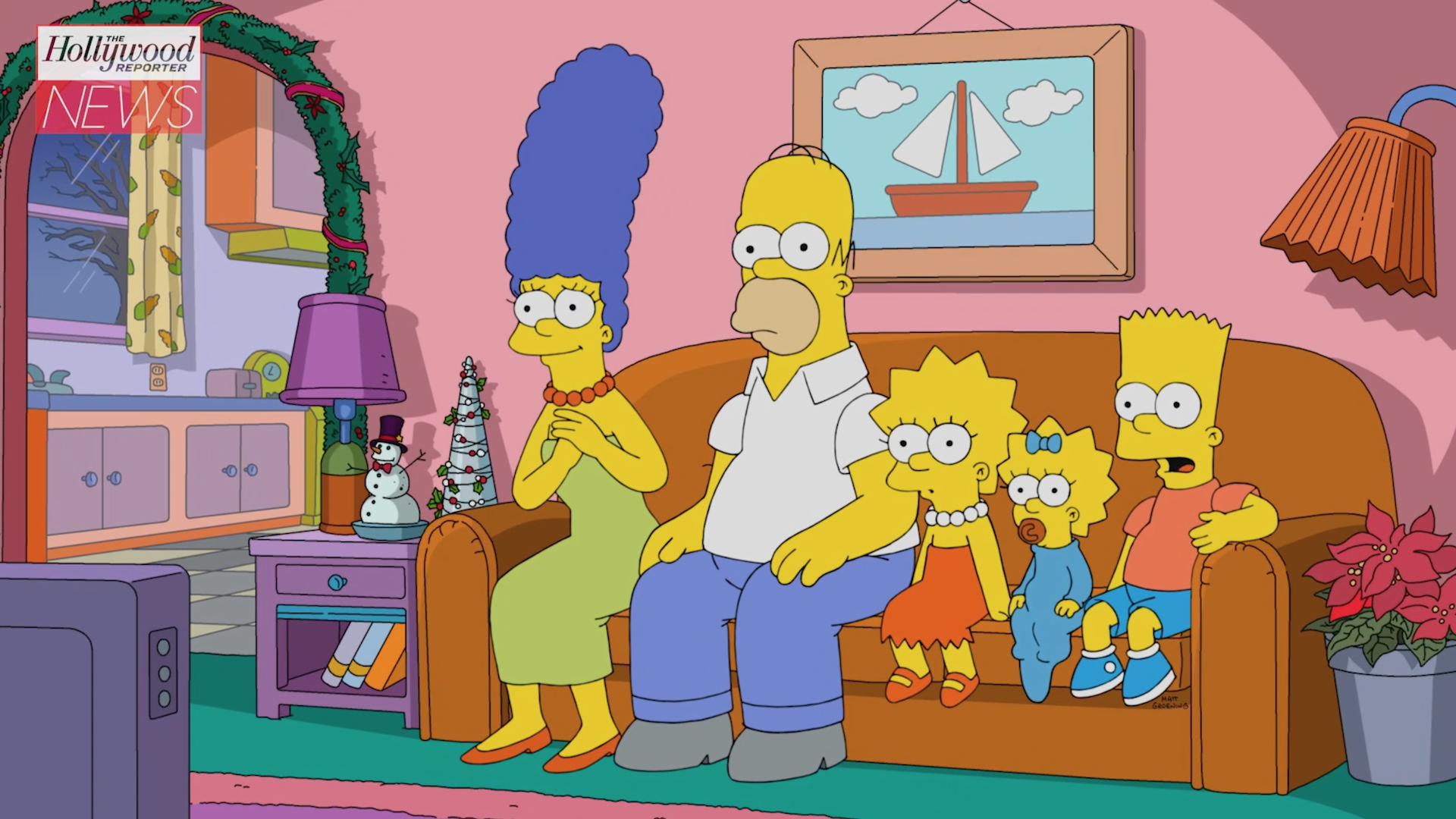 'The Simpsons' Lands a Two-Season Renewal | THR News