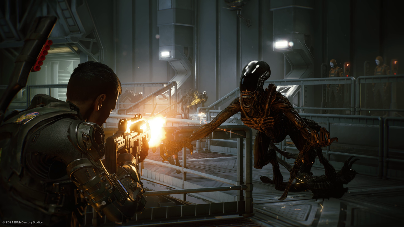 Cold Iron Studios Pulls Back Curtain on Survival Shooter Set in 'Alien' Universe