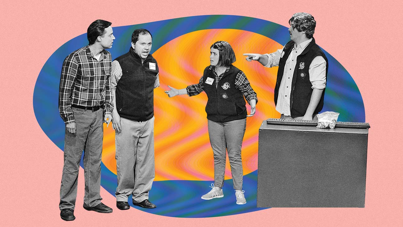 """How Sketch Comedy Brands Survived the Pandemic: """"We Figured Teaching Improv on Zoom Would Be a Disaster"""""""