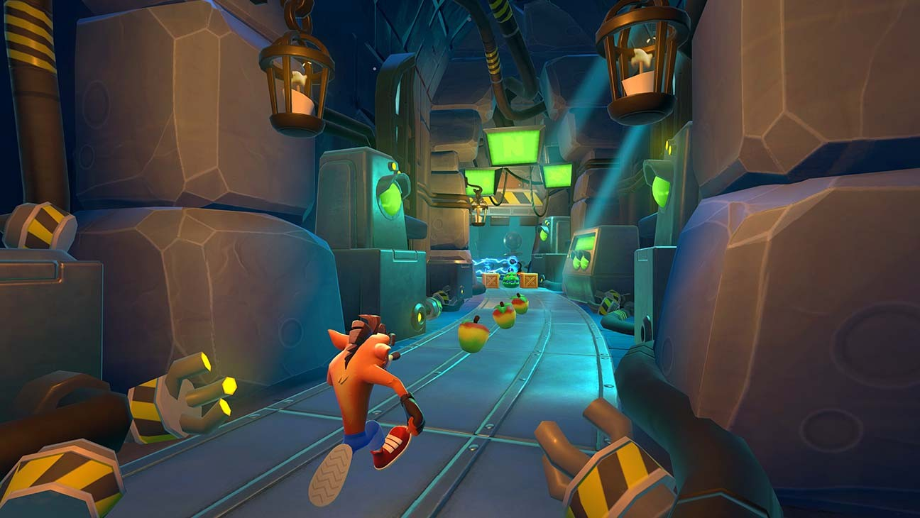 How 'Crash Bandicoot: On the Run!' Was Developed to Resemble a Console Game on Mobile