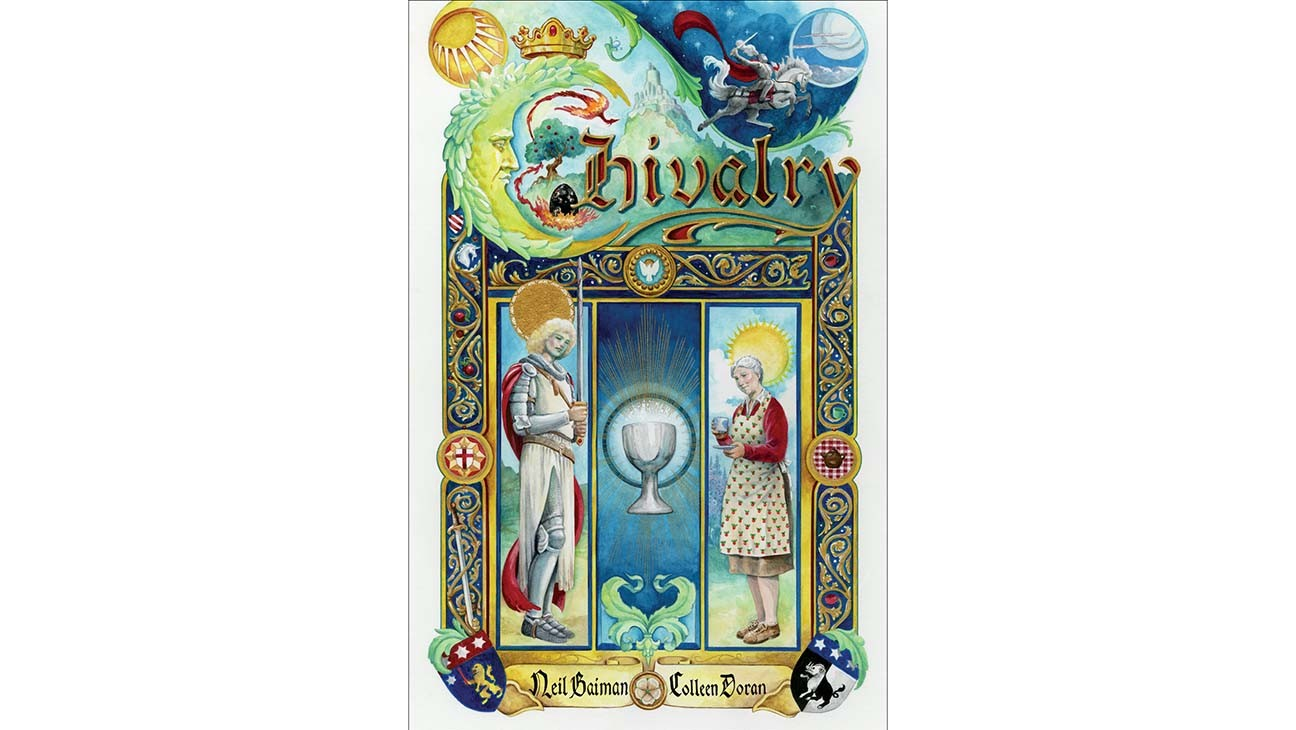 Neil Gaiman's 'Chivalry' Getting Graphic Novel Adaptation