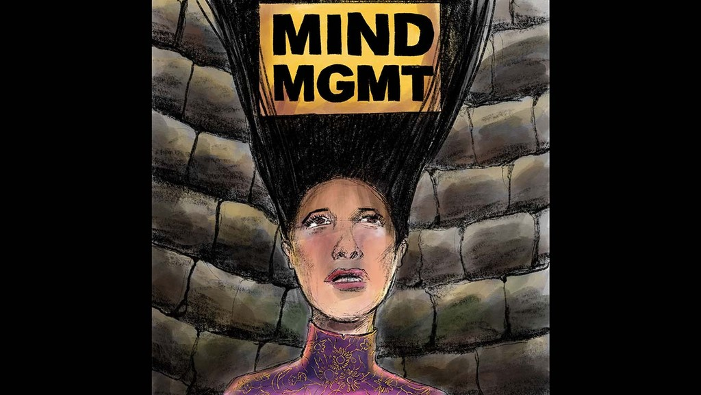 Matt Kindt Launches NFT Comic With Return of 'Mind MGMT'