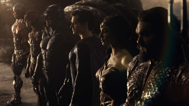 'Zack Snyder's Justice League': Snyder Joins VFX Pros in New Episode of 'Behind the Screen'