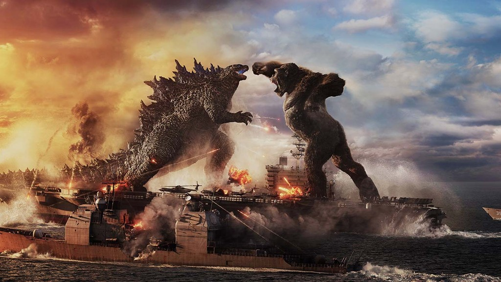 """Box office: """"Godzilla v. Congo"""" becomes the largest pandemic of $ 390.2 million globally"""