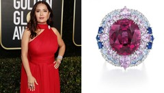 Golden Globes: 8 Standout Jewelry Moments From Chanel, Harry Winston and More
