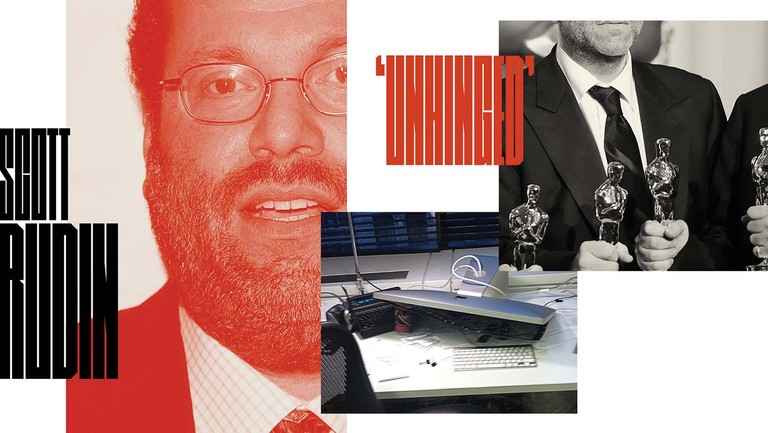 <p>Below center: A photo of the computer monitor Scott Rudin is alleged to have smashed on the hand of an employee, taken minutes after the incident by another colleague.</p>