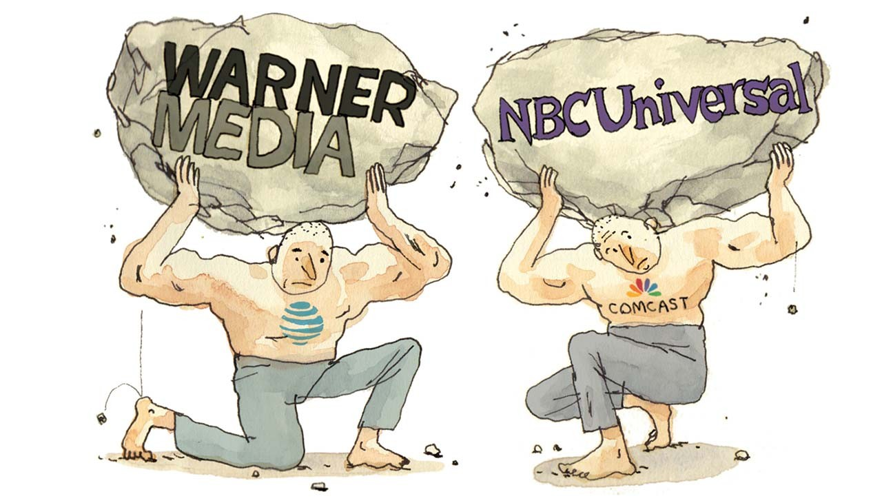 Should NBCU and WarnerMedia Be Set Free?