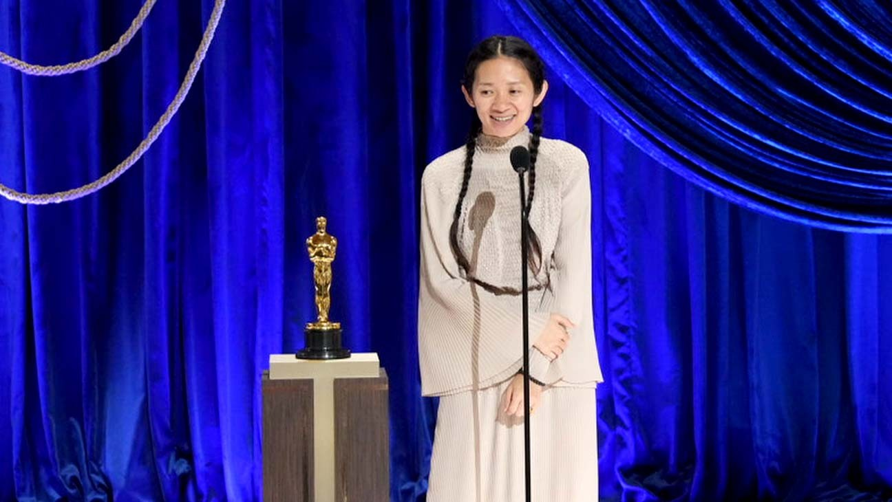 Oscars: Chloe Zhao's 'Nomadland' Nabs Best Picture, Giving Major Win to Traditional Studios