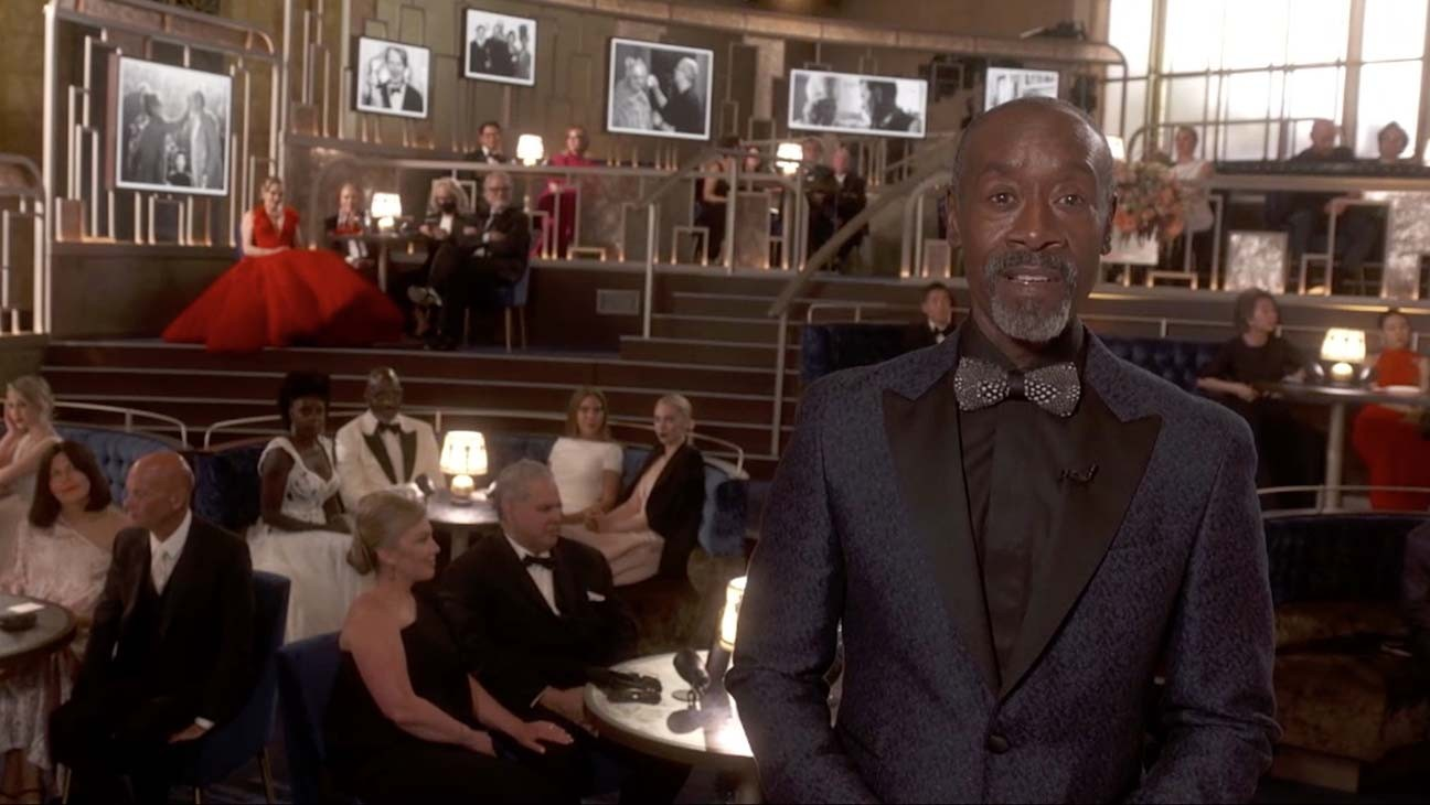 Maskless On Camera, Socially Distanced Seating and Remote Locations: How the Oscars Reflected the COVID-19 Era