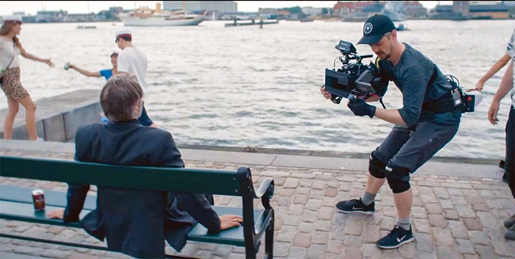 """The film also marks a return to the intimate style Vinterberg pioneered with the Dogme 95 movement. """"Every shot in this film is handheld."""""""