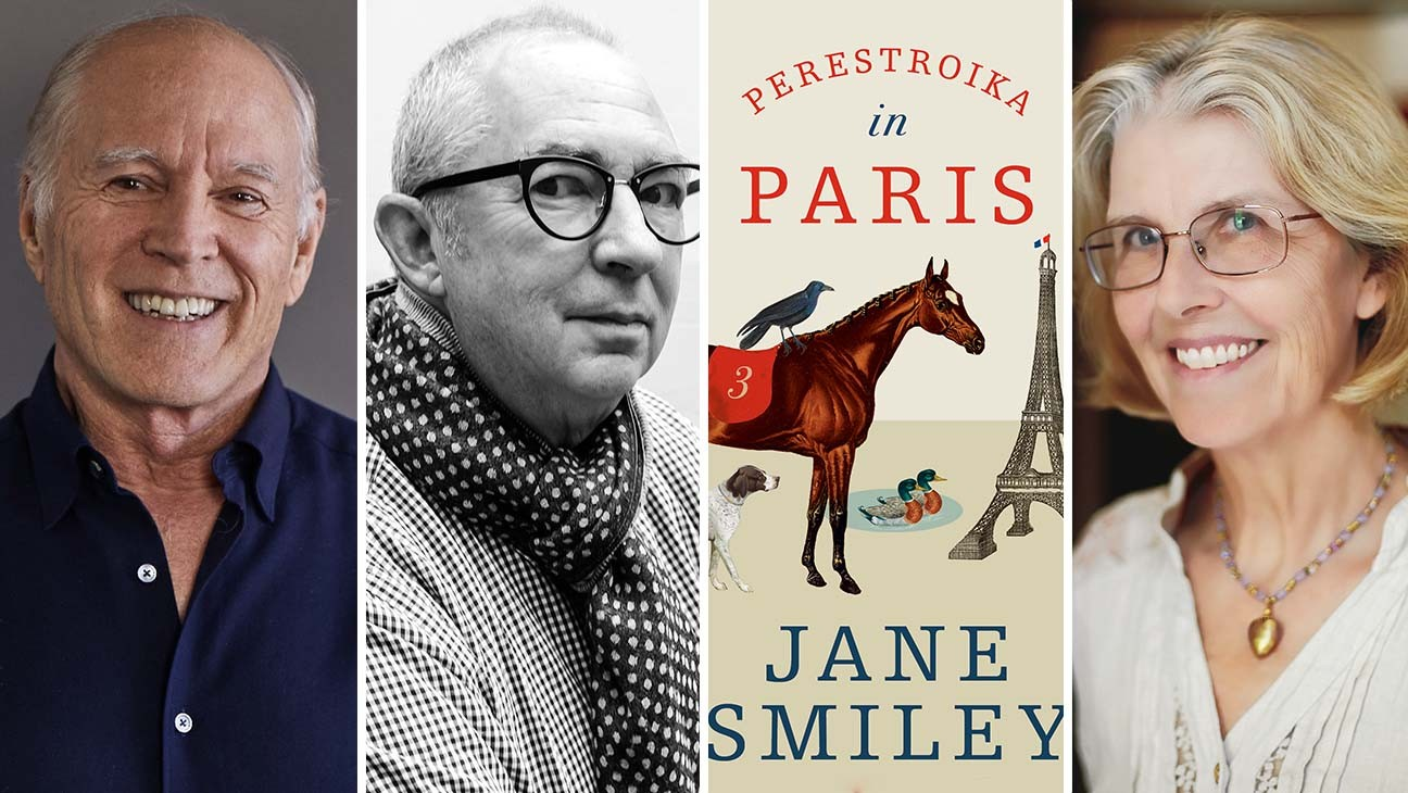 Frank Marshall, Barry Sonnenfeld Tackling Jane Smiley's 'Perestroika in Paris' (Exclusive)
