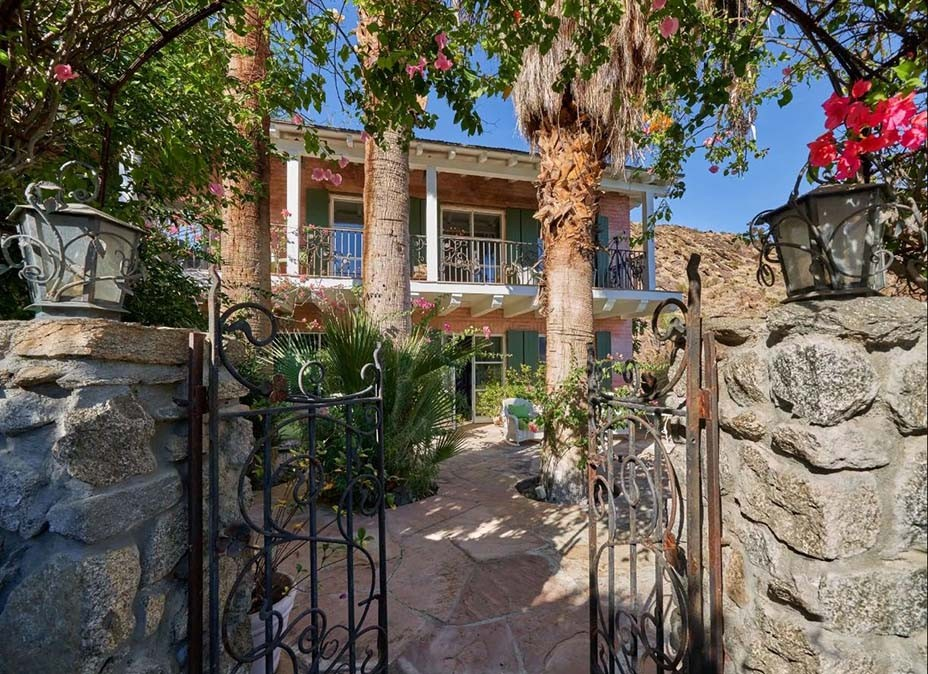 Das Bellosguardo Anwesen in Palm Springs
