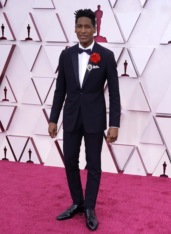 Jon Batiste - 93rd Academy Awards - Arrivals -EMBED 2021