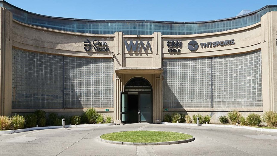 WarnerMedia Headquarters for Chilevision in Santiago, Chile