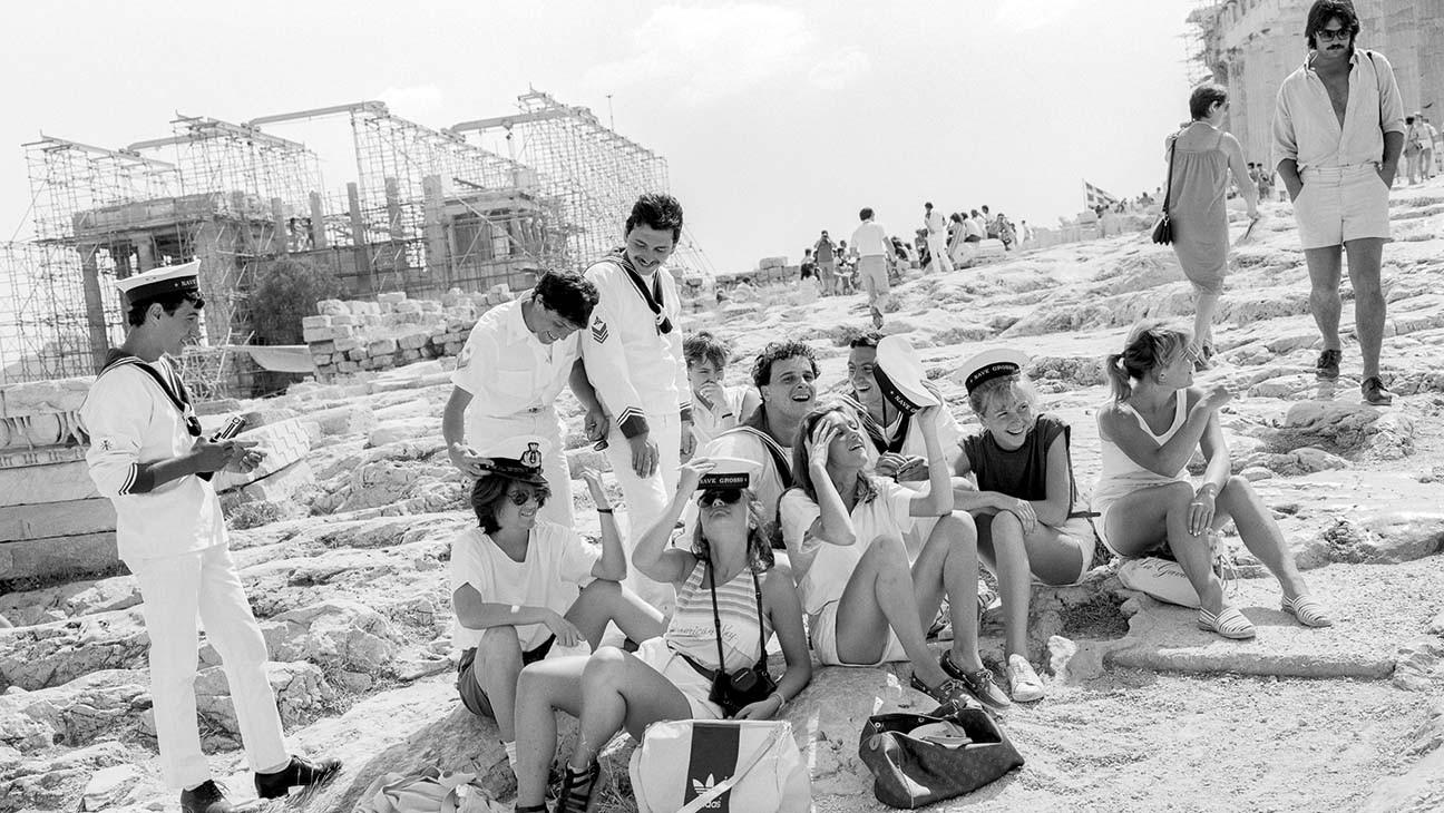 Noah Baumbach Plays Curator for Photographer Tod Papageorge's Santa Monica Exhibit
