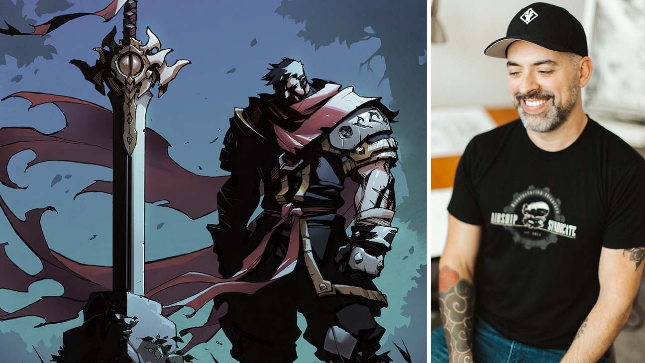 Joe Madureira Returns to 'Battle Chasers' After a 20-Year Hiatus