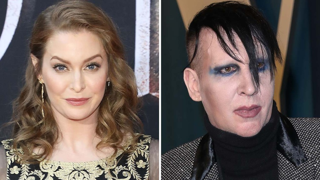 Marilyn Manson Sued by 'Game of Thrones' Star Esme Bianco Alleging Sex Abuse – Hollywood Reporter