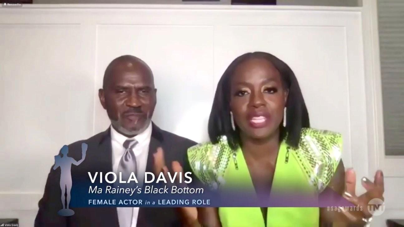 2021 Screen Actors Guild Awards