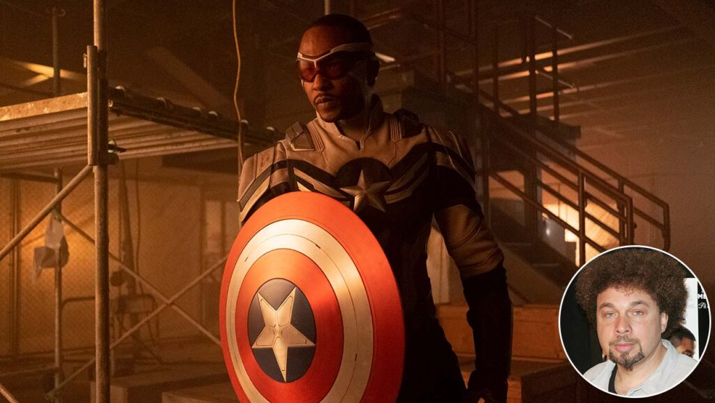 """'Falcon and Winter Soldier' Boss Malcolm Spellman on Making the MCU's Heaviest Story: """"Marvel Never Blinked"""" – Hollywood Reporter"""