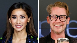 Macaulay Culkin and Brenda Song Welcome First Child
