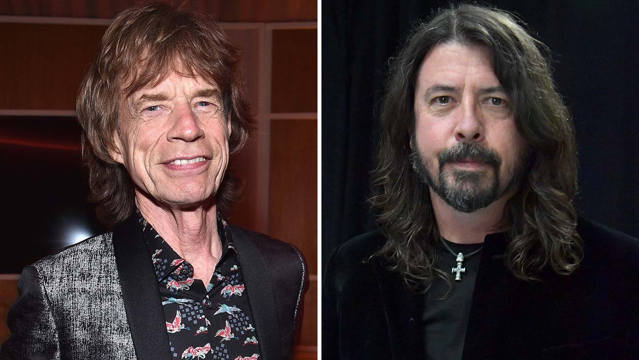 Mick Jagger, Dave Grohl Release Surprise Song About Lockdown, Anti-Vaxxers