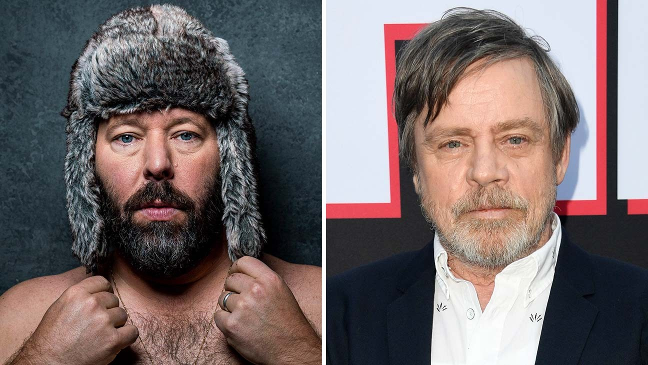 Mark Hamill, Comedian Bert Kreischer to Star in 'The Machine' for Legendary