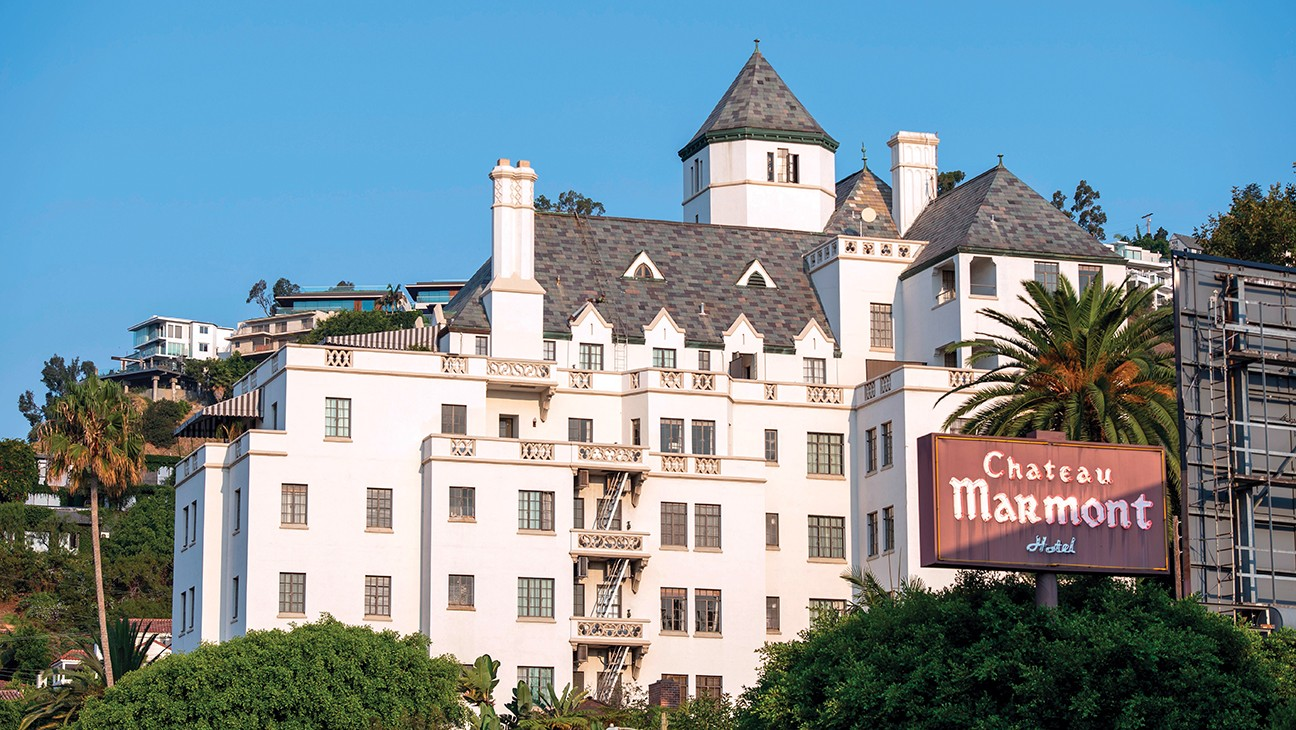 Chateau Marmont Hit With New Lawsuit Over Alleged Racist Incidents Involving Guests