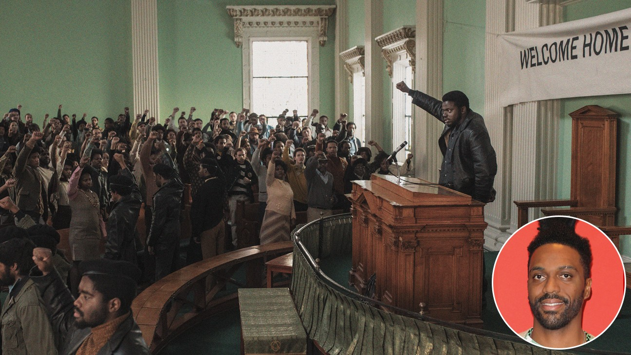 Judas and the Black Messiah, Shaka King headshot
