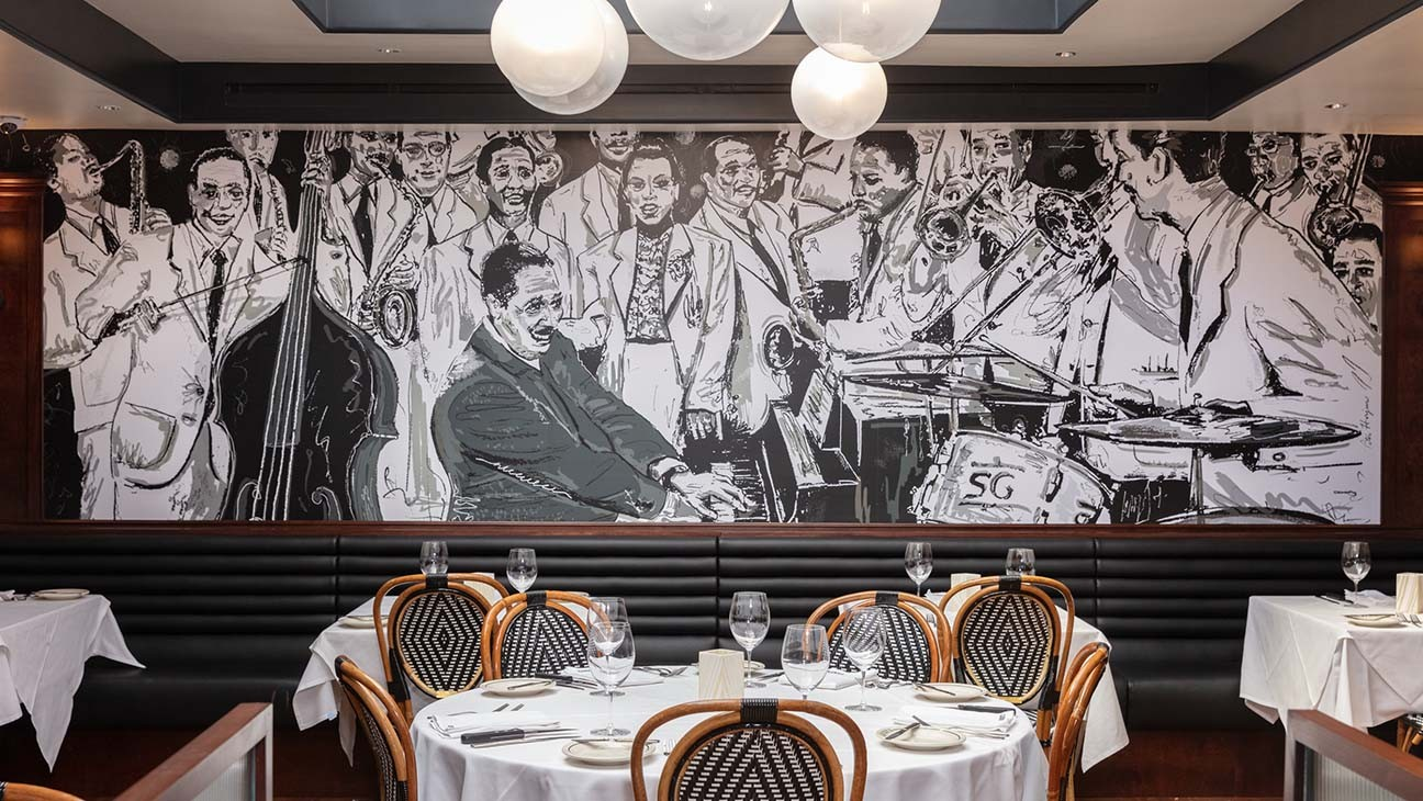 The Return Of L.A. Power Dining